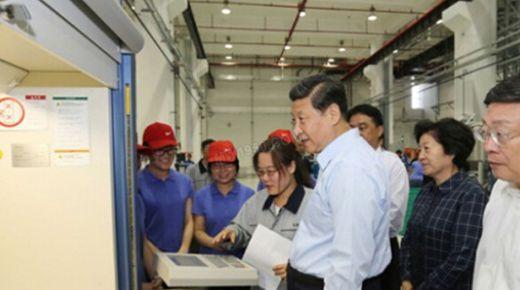天津考察 强调高端装备制造业要自主创新